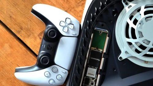 Confira quais os principais modelos de SSD compatíveis com o PS5