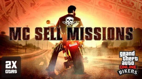 Motoqueiros tomam conta de GTA Online com direito a item grátis