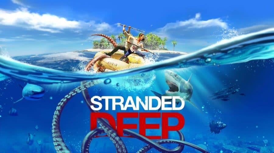 Stranded Deep receberá modo coop online nesta terça-feira (28)