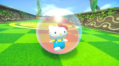 Hello Kitty será uma personagem jogável em Super Monkey Ball: Banana Mania