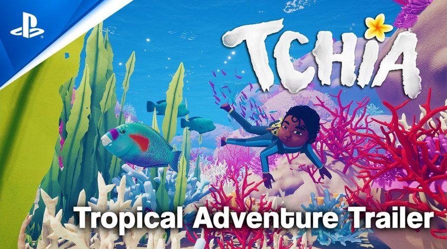 Inspirado na Nova Caledônia, Tchia é anunciado para PS4 e PS5