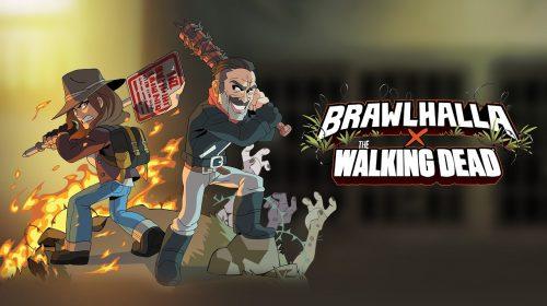 Negan e Maggie, de The Walking Dead, chegam ao Brawlhalla no dia 22