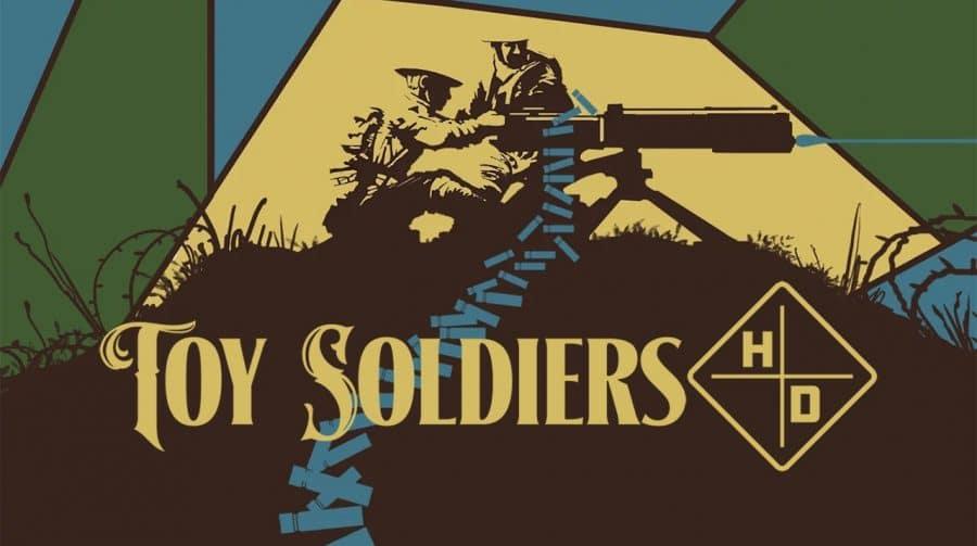 Por conta de bugs, Toy Soldiers HD é adiado para outubro