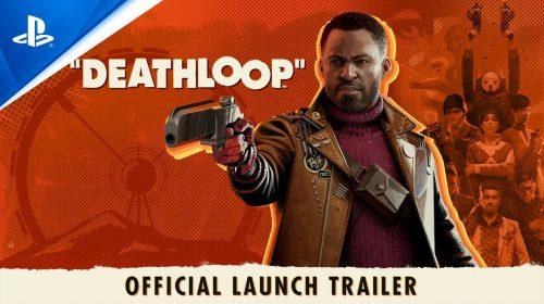 Quebre o ciclo: trailer de lançamento de Deathloop destaca o looping eterno