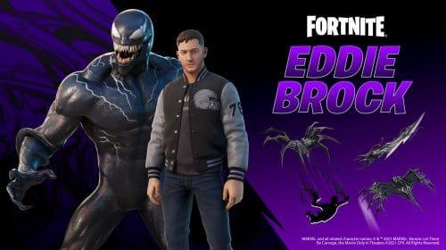 Venom retorna a Fortnite com skin baseada no filme