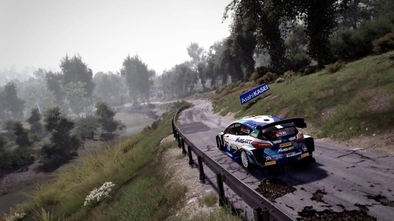 WRC 10 - os melhores jogos de carro para PS5