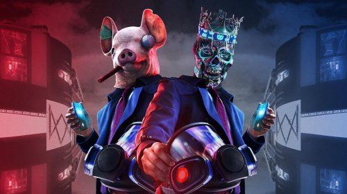 Novo update de Watch Dogs Legion é 10x menor no PS5 que no Xbox Series