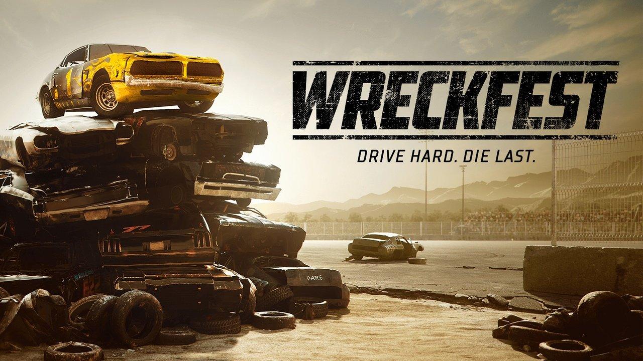 Wreckfest - os melhores jogos de carro para PS5