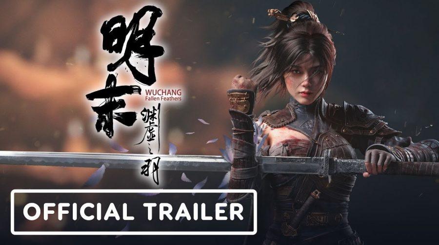 Estúdio chinês revela Wuchang: Fallen Feathers, um belo RPG de ação
