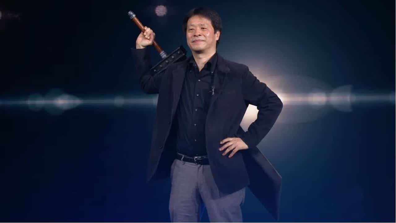 Yoshinori Kitase de Final Fantasy VII