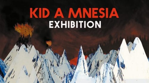 Radiohead se junta à Epic Games para lançar Kid A Mnesia Exhibition