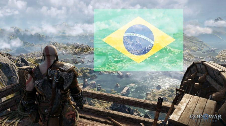 Conheça o elenco de dubladores de God of War Ragnarok no Brasil