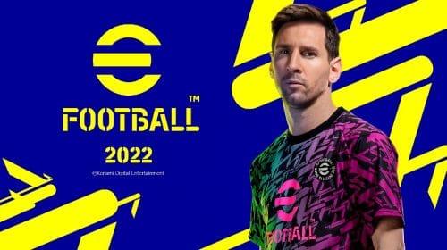Apita o árbitro! eFootball 2022 chega no dia 30 de setembro
