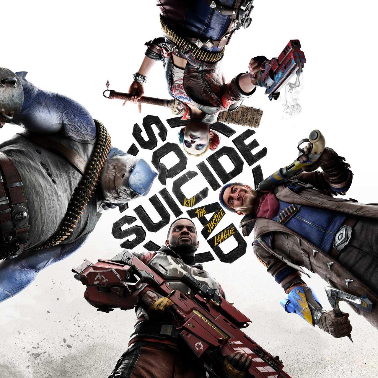 Warner divulga nova arte de Esquadrão Suicida: Mate a Liga da Justiça