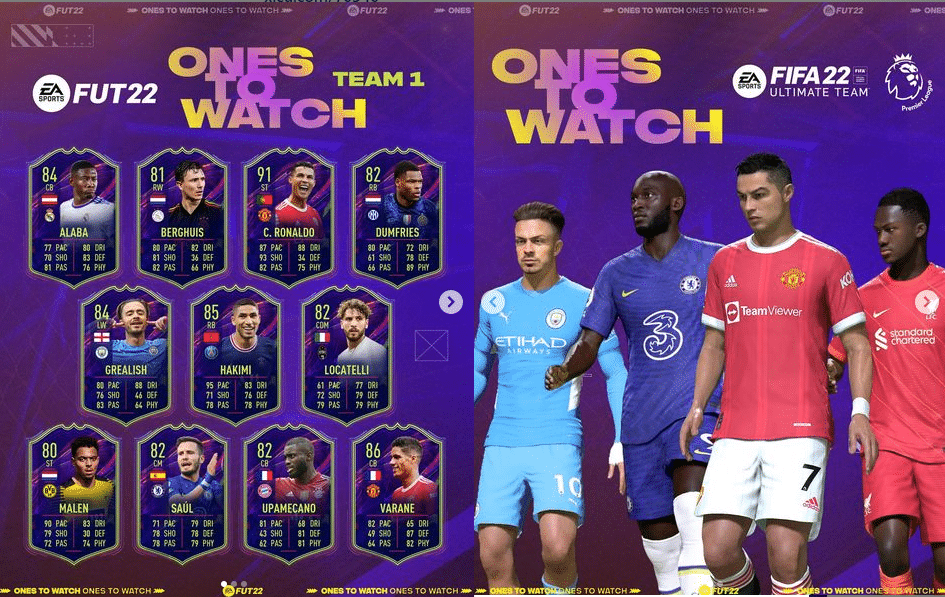 OTW FIFA 22