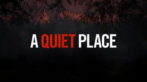 Inspirado no filme, Saber Interactive anuncia A Quiet Place para 2022