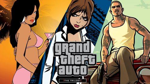 De Vice City a San Andreas, Relembre a história da trilogia de GTA