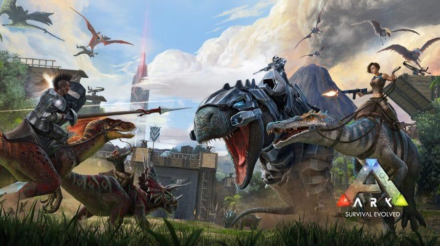 """ARK: Survival Evolved está na """"Promoção da Semana"""" da PS Store"""