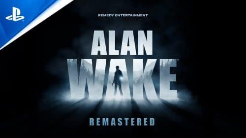 Alan Wake Remastered está disponível para PS4 e PS5; veja o trailer de estreia!