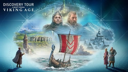 Assassin's Creed Valhalla: Discovery Tour da era viking já está disponível