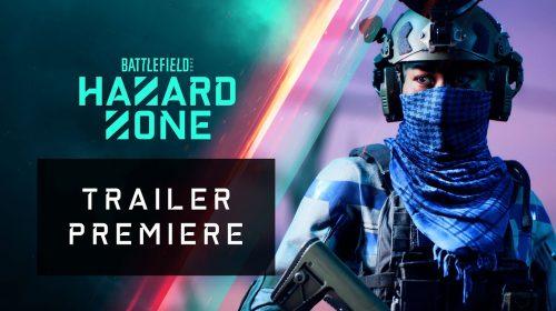 EA mostrará modo Hazard Zone de Battlefield 2042 nessa semana