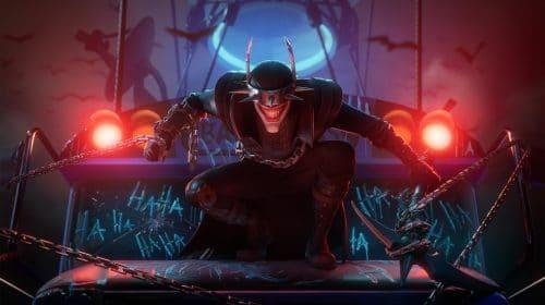 Traje do Batman Que Ri estará disponível em Fortnite no dia 26 de outubro