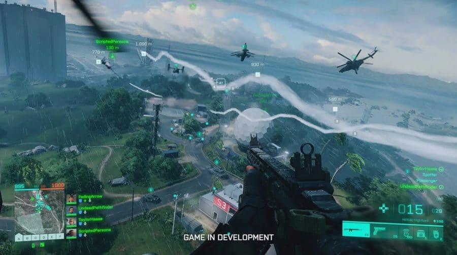 DICE quer feedback dos jogadores sobre os especialistas de Battlefield 2042