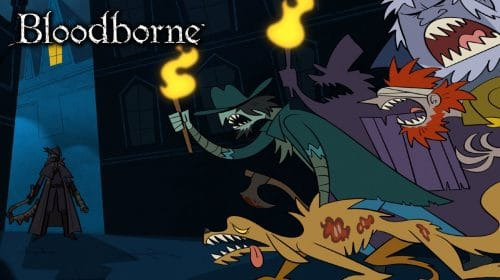 No estilo Cartoon Network, fã produz trailer animado de Bloodborne