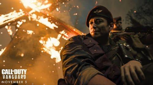 Ao som de Jack White, trailer de lançamento de Call of Duty Vanguard é revelado