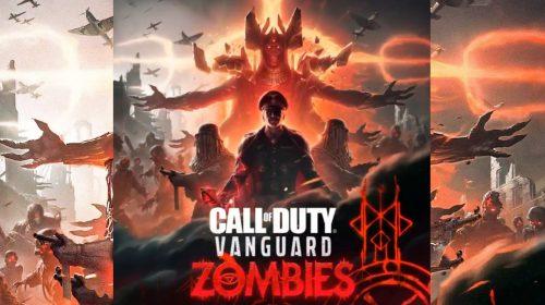 Modo Zumbis de Call of Duty Vanguard receberá mais detalhes no dia 14