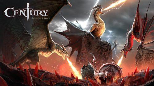 Grátis! Century: Age of Ashes trará batalhas de dragões ao PS4 e ao PS5 em 2022