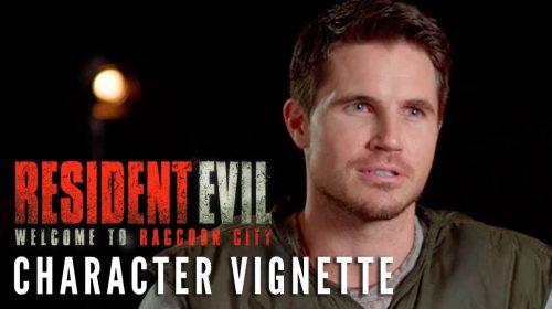 Chris Redfield é apresentado em novo vídeo de RE: Bem-Vindo a Raccoon City