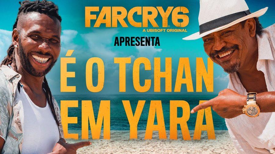 É o Tchan em Yara! Clipe de Far Cry 6 traz famosa banda de pagode baiano