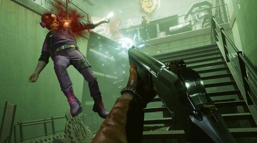 Update de Deathloop no PS5 corrige bugs e problemas com HDR