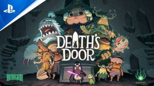 Death's Door, sucesso na Steam, chega em novembro ao PS4 e ao PS5
