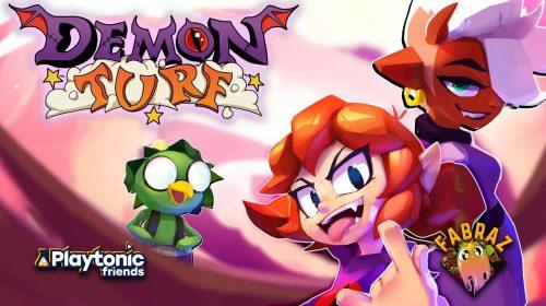 Jogo de plataforma 3D, Demon Turf chega em novembro ao PS4 e ao PS5