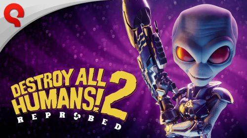 Destroy All Humans! 2 Reprobed não estará no PS4 para