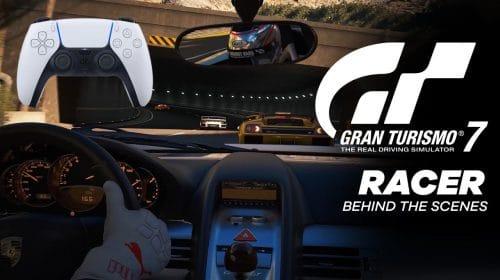 Produtor detalha como DualSense impactará o gameplay de Gran Turismo 7