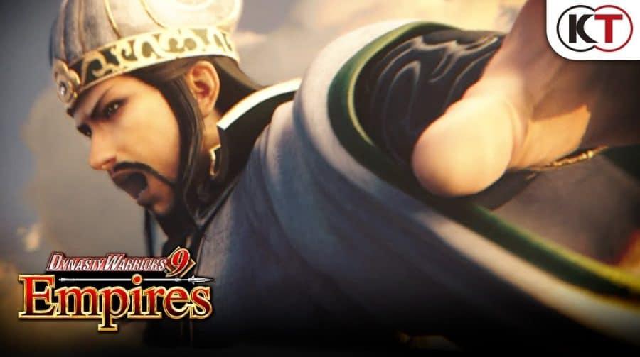 Dynasty Warriors 9 Empires será lançado em fevereiro de 2022 no Ocidente