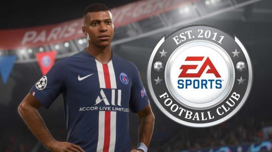 A franquia FIFA pode passar a se chamar EA Sports FC