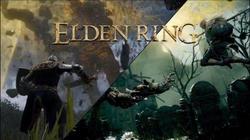 EITA! Gameplay de Elden Ring aparece na Internet