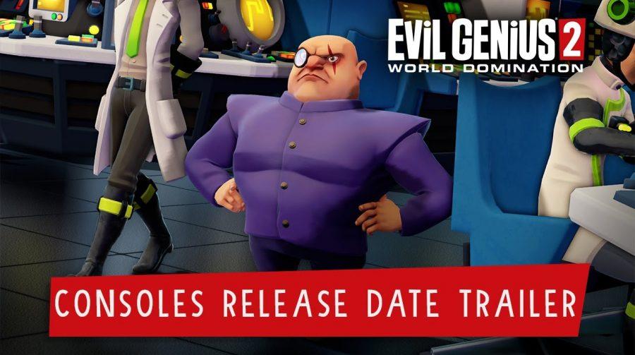Data de lançamento de Evil Genius 2 é revelada: 30 de novembro