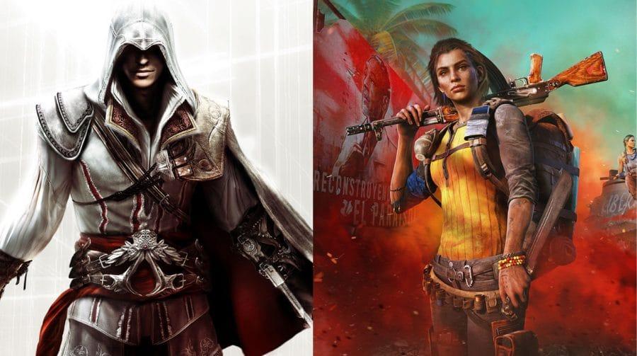 Easter egg de Assassin's Creed em Far Cry 6 leva jogador à morte no game