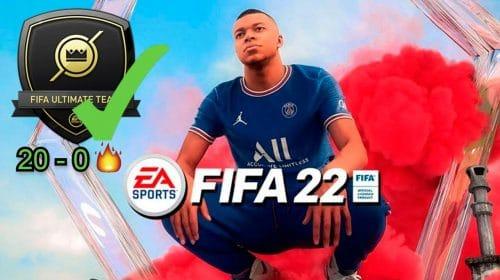 Jogadores encontram jeito de não perder mais no Ultimate Team de FIFA 22