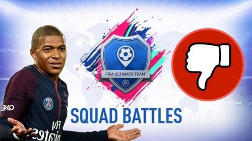 Jogadores de FIFA 22 pedem mudanças no Squad Battles do Ultimate Team