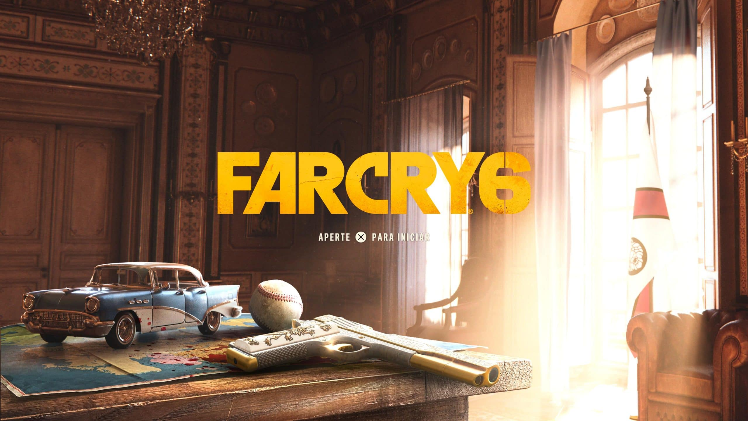 Far Cry 6 chegou! (Foto: Reprodução/Thiago Barros)