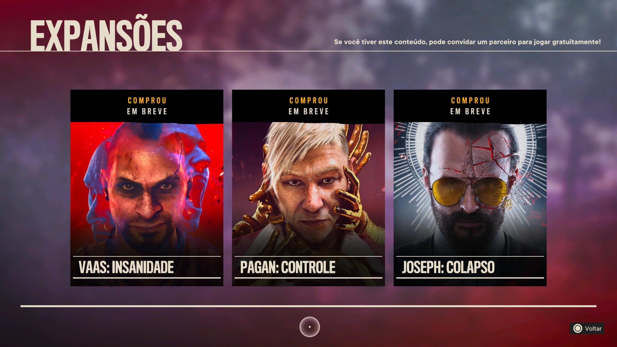 Expansões de Far Cry 6 prometem! (Foto: Reprodução/Thiago Barros)