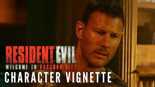 Wesker é destaque em novo trailer de Resident Evil: Bem-Vindo a Raccoon City