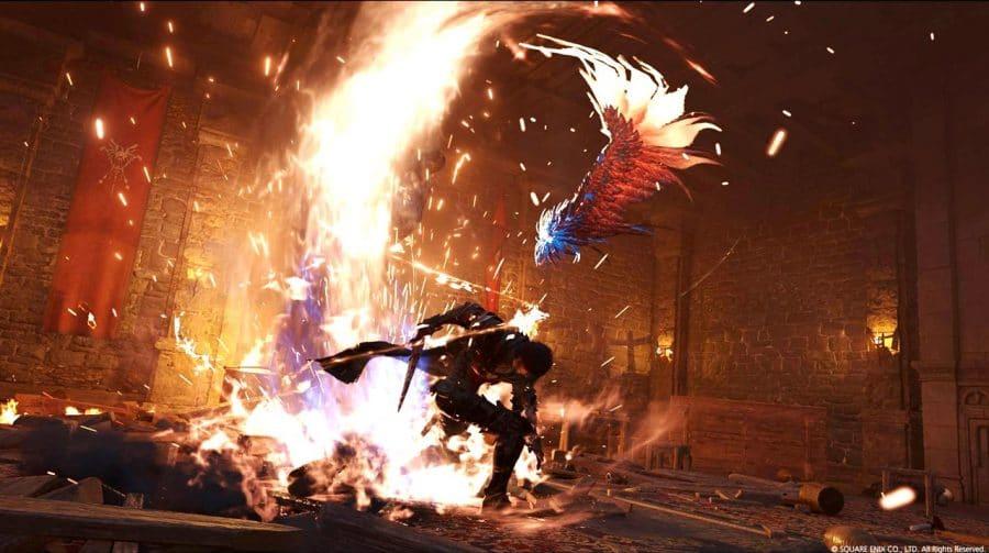 Final Fantasy XVI terá uma árvore de talentos