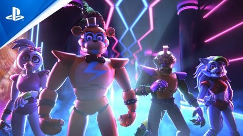 Five Nights at Freddy's: Security Breach chega em dezembro ao PS4 e ao PS5